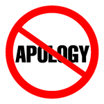 When Confronted By Your Sin, Don't Apologize!